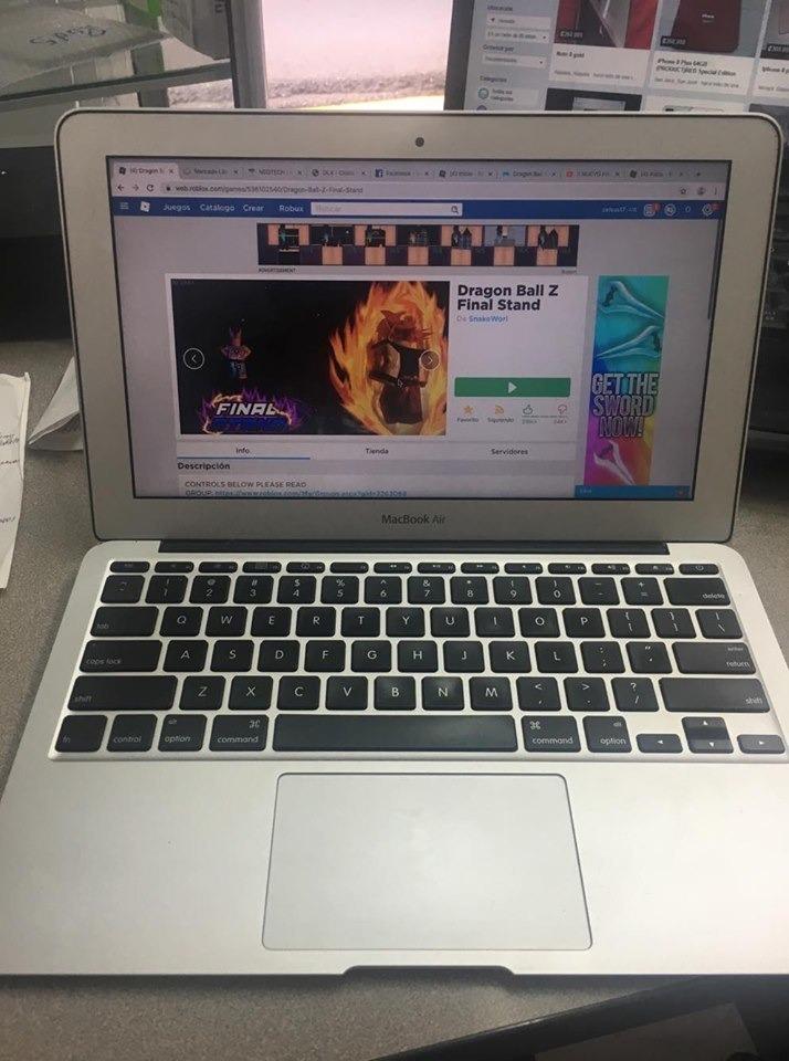 Macbook Air 11 Pulgadas Mid 2010 Heredia - ¢ 165,000 00