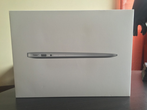 macbook air 13.3  core i5 1,6gz ram 8gb 128gb flash pcle