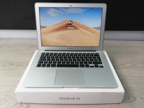 macbook air 2014 13  intel core i5 a 1.3ghz 4 ram 128ssd