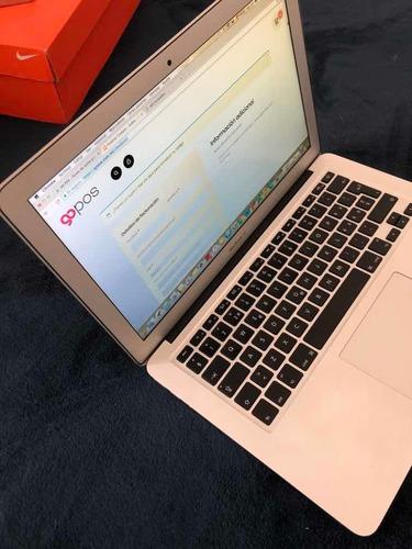 macbook air 2014 core i5 4ram ssd128 gb estetica 9 +envió