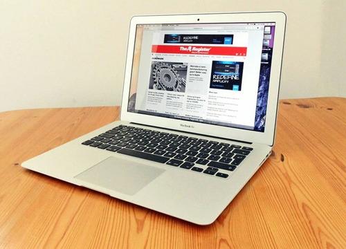 macbook air 2015 core i5 4 ram 128 ssd estuche original