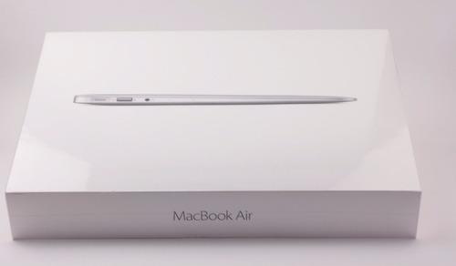 macbook air 2017 13 i5 1.8 8gb 128gb tec. esp caja sellada!!