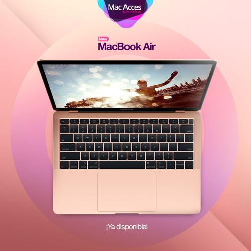 macbook air 2019 128gb 13¨ precio inc iva difiere tu compra