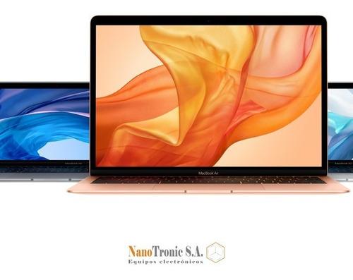 macbook air 2020 i3 256gb 8gb 13.3  retina incluye iva