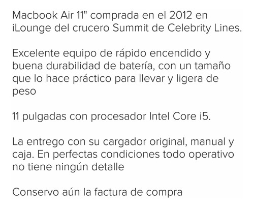 macbook air 550v
