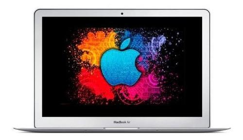 macbook air apple 13 i5 1.8 8gb 128ssd mqd32 + nota fiscal