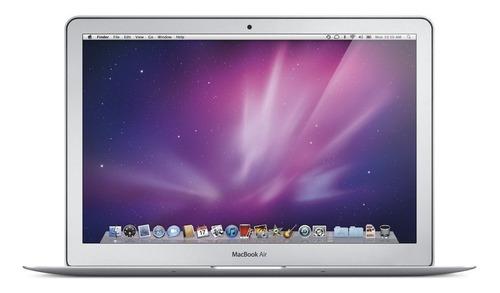 macbook air de apple mc965ll/a - c, procesador intel core i