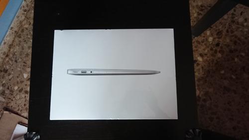 macbook air i5 1,8 / 8gb ram / 128gb nuevo modelo gtia ofi