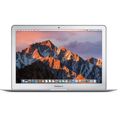 macbook air mqd32ll i5 1.8ghz/8gb ram/128gb ssd + nf