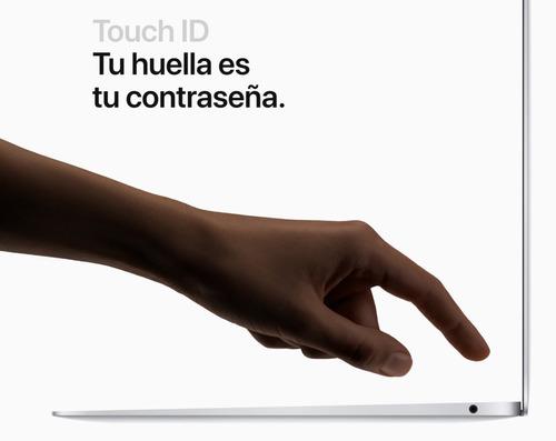 macbook air retina 13 2018 space gray mre82ll/a nuevo