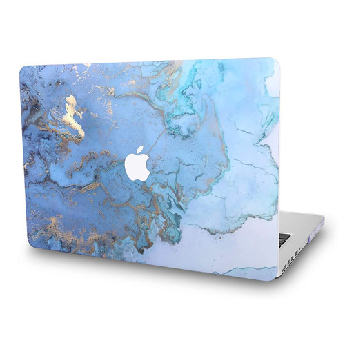 macbook aire 13 / 13.3 caso súper delgado coated goma coated