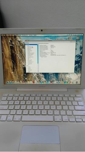 macbook blanca 2007