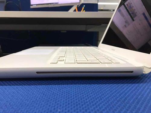 macbook blanca unibody 13  mid 2010 baterìa y cargador nuevo
