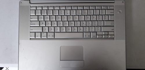 macbook powerbok a1095 para píezas