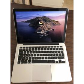Macbook Pro 13  Early 2015, Intel Core I5 8gb Ram 256gb Ssd