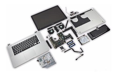 macbook pro 13 - 15 - 17 - repuestos nuevos usados