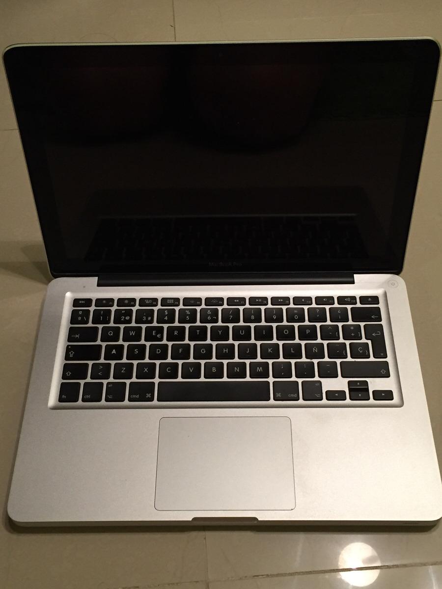 Macbook Pro 13 2011 - $ 11,000.00 en Mercado Libre