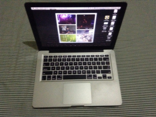 macbook pro 13 late 2011 i5 4gbram 2.4ghz dd 500gb md313ll/a