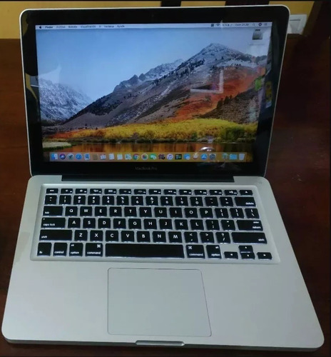 macbook pro 13 mid 2012 i5 2.5 128 ssd 4 ram md101