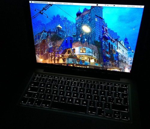 macbook pro 13  modelo 2012