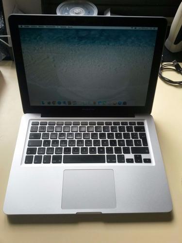 macbook pro 13  pulgadas - año 2010