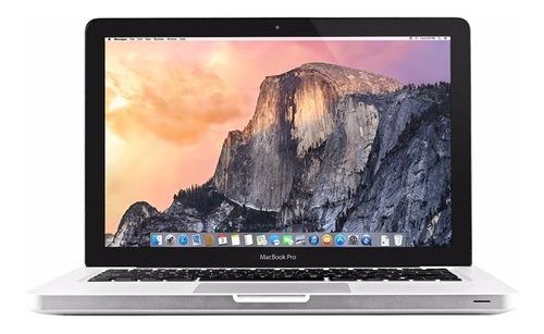 macbook pro 13,3 md101ll 500gb 4gb open box certificadas amv