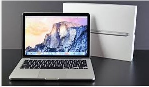 macbook pro 13,3 proc. i5, en $35,500, cel.809-264-6353