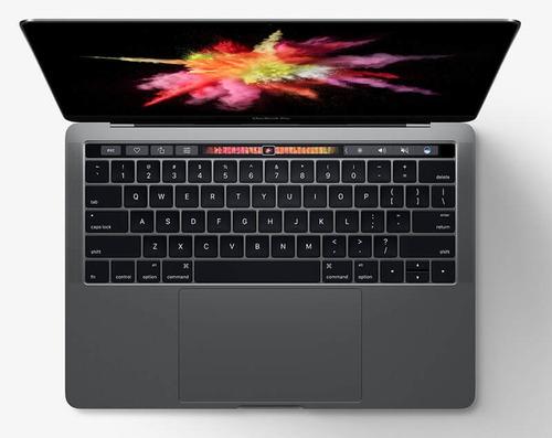 macbook pro 15 core i7 16gb ram 256ssd touch bar + video 2gb