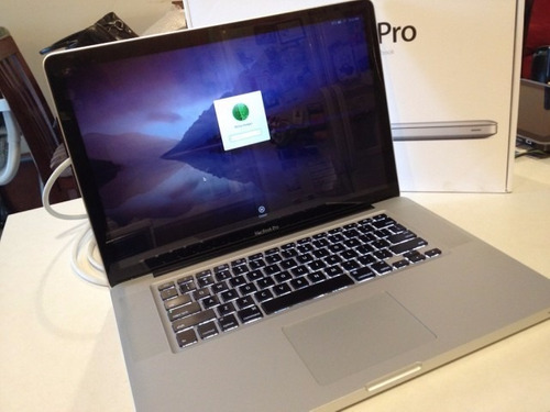 macbook pro 15 quad core i7 2.0 ghz 8g 500g 2011 bat 5 hs