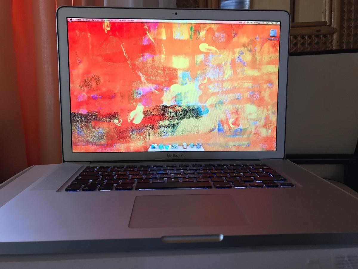 Macbook Pro 15 Quadcore I7 2 2 Ghz 8g 1t 2011 Mojave 10 14