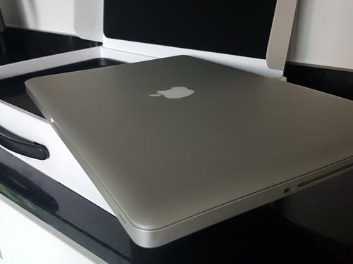 macbook pro 15 quadcore i7 2.2gz 16g ssd 250g bateria usada