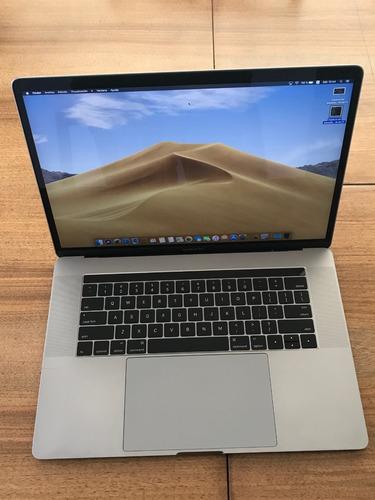 macbook pro 15 touch bar 16gb 512gb radeon 2gb dedicada