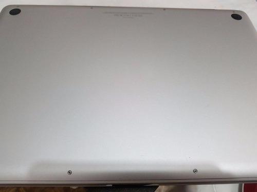 macbook pro 17  impecable i7 y windows 7 c/grabadora dvd