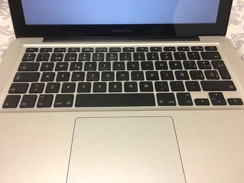 macbook pro 2012 - buenísima y en excelentes condiciones -