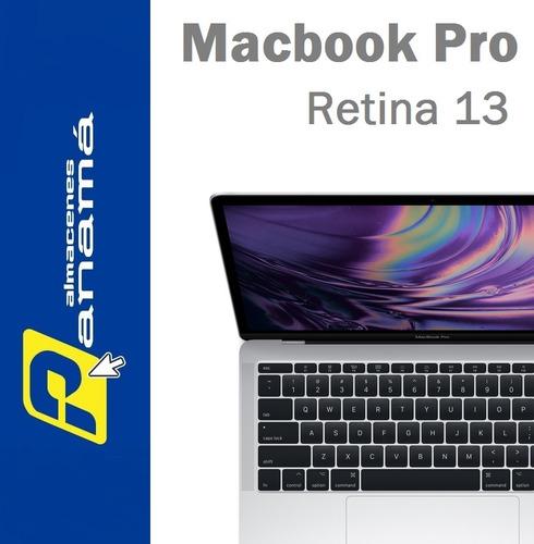 macbook pro 2017 13 pulgadas 128 ssd 8gb ram incluye iva