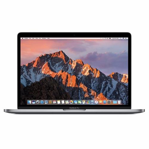 macbook pro 2017 13.3' mpxq2e/a gray 2.3ghz 8gb 128gb c/ ñ