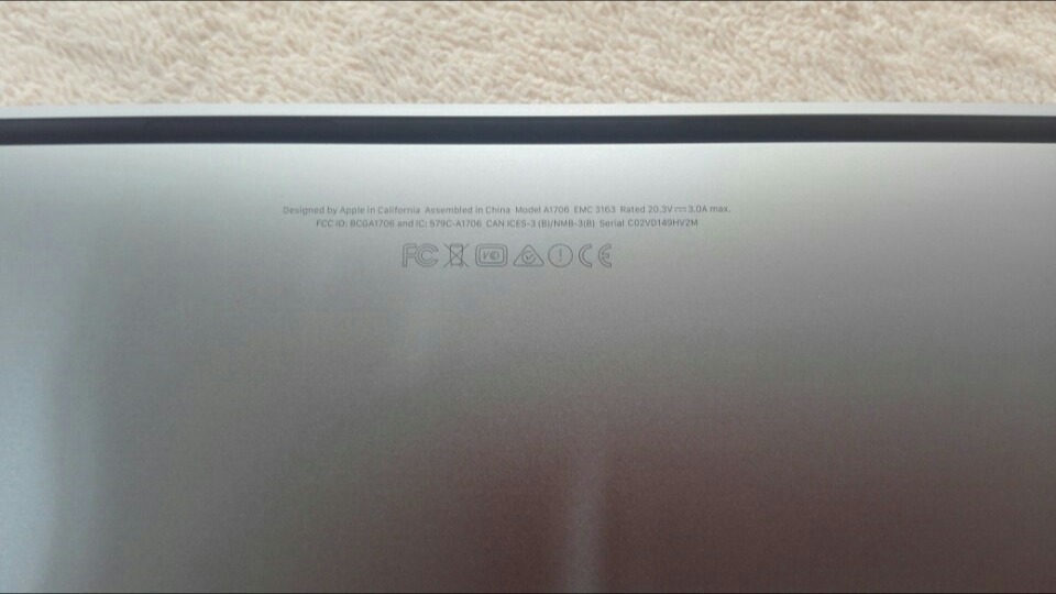 Macbook Pro 2017 Touch Bar 13 Core I5 512gb Mpxw2e/a Español