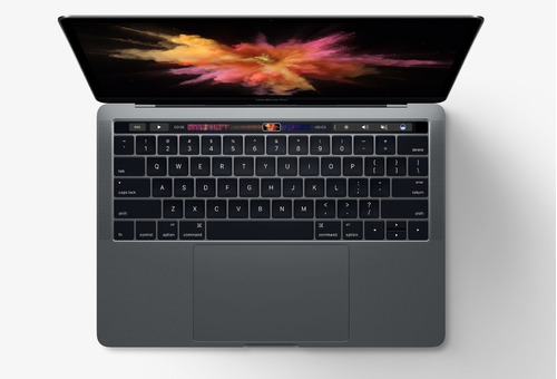 macbook pro 2017 touch bar y touch id i5 de 3.1 ghz 512 gb