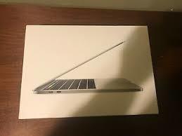 macbook pro 2018, mr9v2ll/a, 2.3ghz i5-8259u, 8gb, 512gb ssd