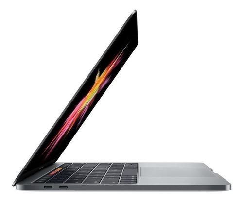 macbook pro 2018 touch bar 13.3' mpxy2e/a 8gb 256gb silver