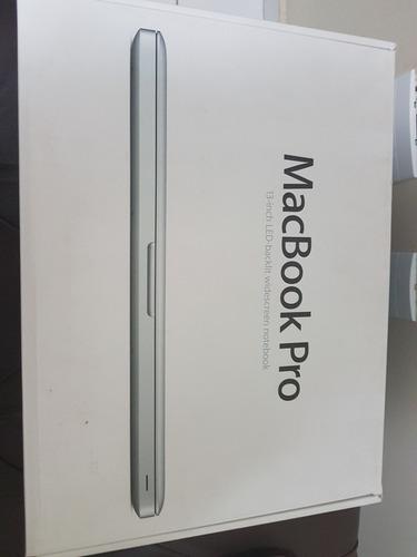 macbook pro a1278 core i5 hd 320 gb tela 13,3 4gb ram