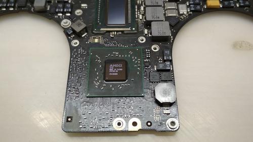 macbook pro ~ air reparación logic board servicio técnico