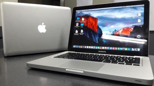 macbook pro / core i5 / 13.3 pulgadas / perfectas condicione