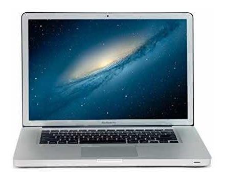 macbook pro core i7 turbo 8gb ram 500gb mac os