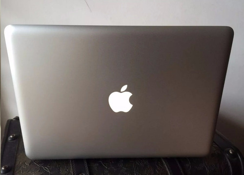 macbook pro i5 2,50 ghz + 4 gb ram + 500 hdd, intacta!!