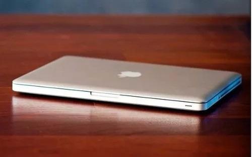 macbook pro i5 2,50 ghz + 4 gb ram + 500 hdd, intacta!!
