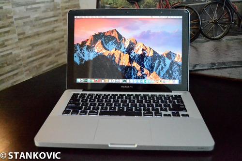 macbook pro i7 2.8ghz 16gb ram 120gb ssd 13.3