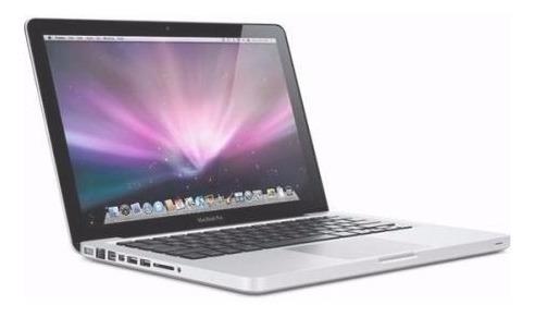 macbook pro intel core i5/4gb/500gb/13.3 /5400rpm/mac os x