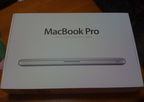macbook pro md101 /4gb /500/año2012