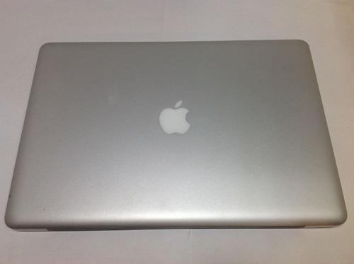 macbook pro quadcore i5 15,4 4gb 128gb mc721ll/a excelente!!